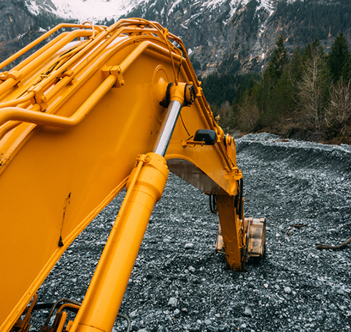 Excavation Contractor / Guernsey, Muskingum, Noble and Belmont County